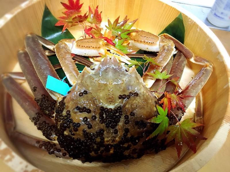 ~本ズワイ蟹も美味しい季節となりました ♪ ~