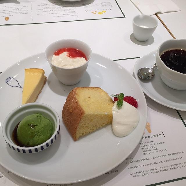 栗原さん家の「季節のデザート」